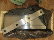 Ножи гильотинные различного типа