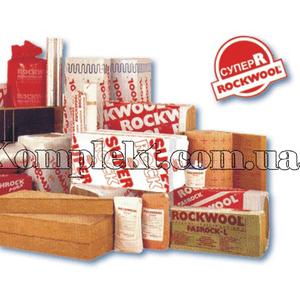 Поставляем утеплитель Rockwool Роквул,  минеральная (Базальтовая) вата