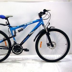 Продам горный велосипед  Azimut ULTIMATE 117-D-FR-D