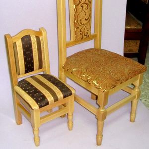 Детский стул деревянный оптом