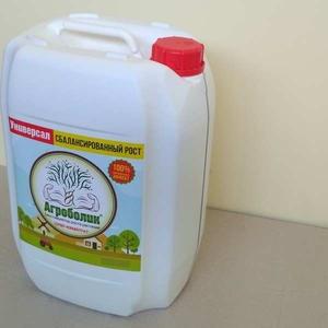 Недорого Агроболик - концентрированные органические удобрения