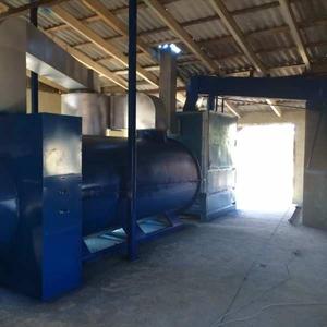 Ремонт зерносушилок,  установка теплообменников