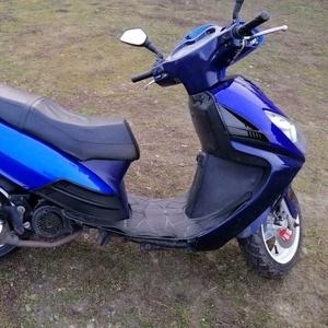 Продам скутер VIPER STORM 150 кубов С Регистрацией.