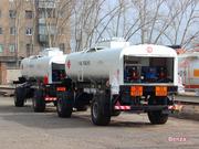 Предлагаем Передвижную АЗС Прицеп-топливозап